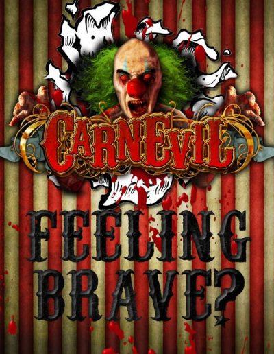 Scream Aloud - Carnevil