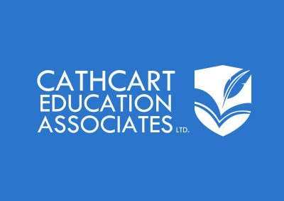 Cathcart Education Logo Design