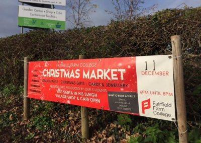 Christmas Print Banner