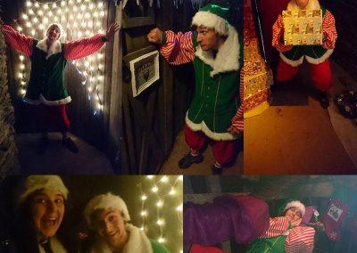 Christmas Social Media Example