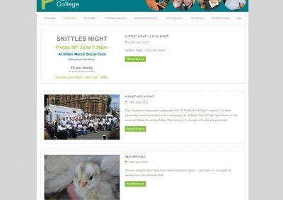 Fairfield Farm College Blog