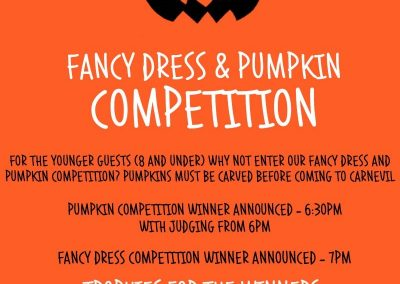 Fancy Dress Competition Social Media Post