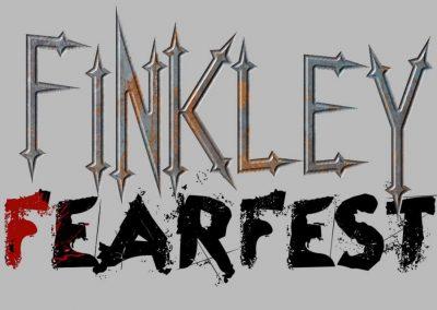 Finkley Fearfest Logo