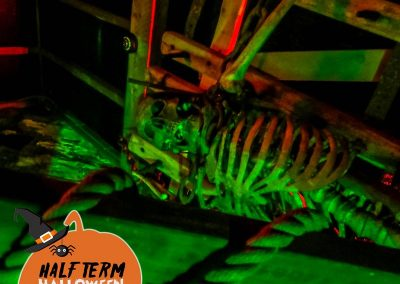 Half Term Halloween Social Media Post