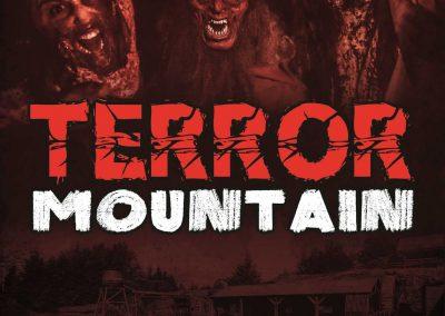 Main Terror Mountain 2017 Poster