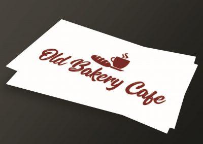 Old Bakery Cafe - Logo