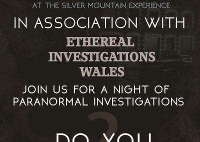 Paranormal Nights Poster