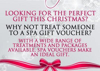 Spa Gift Voucher Poster