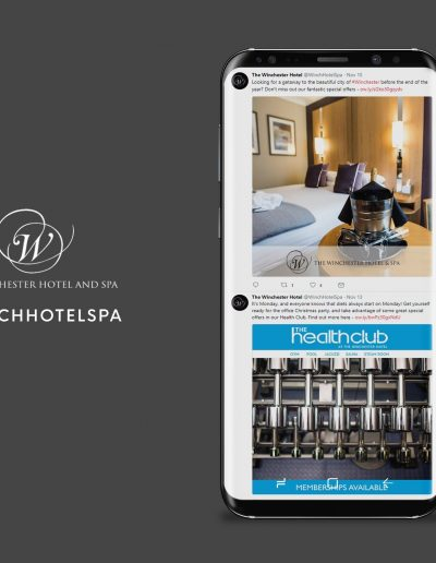 The Winchester Hotel and Spa - Twitter Page