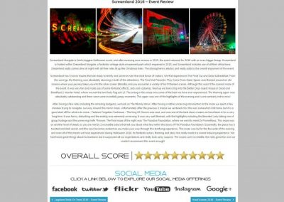 Themeparkmedia.co.uk Blog Example