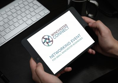 Winchester Connect Networking Event Logo