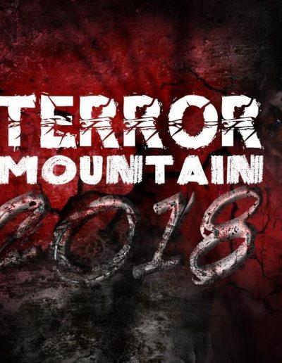 Terror Mountain 2018 - Social Media Post