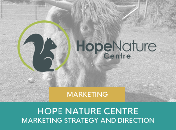 Hope Nature Centre marketing strategy and direction by INOV8 Marketing