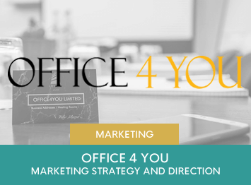 Office4You Marketing Strategy created by INOV8 Marketing