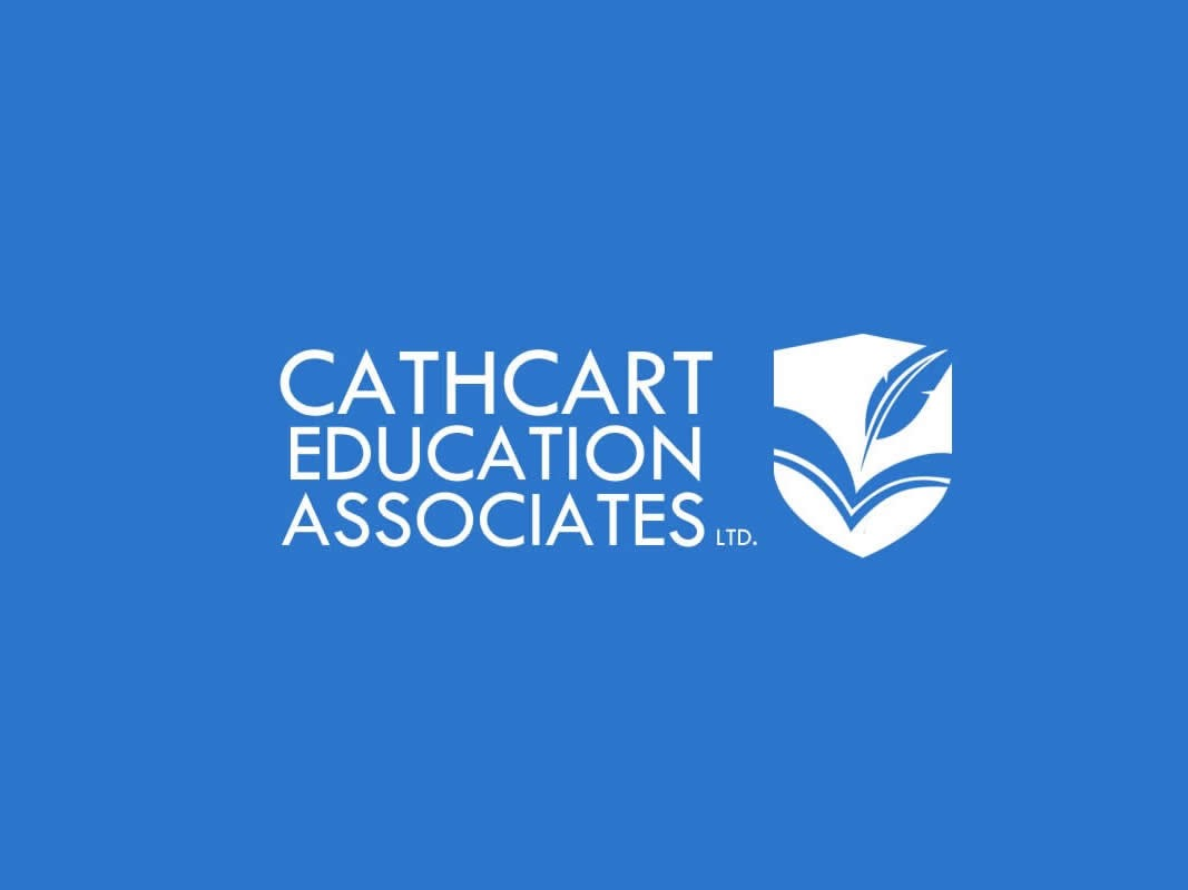 Cathcart Education Branding INOV8 Marketing Logo