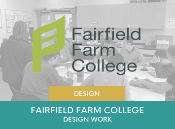 Fairfield College Prospectus and Guides design by INOV8 Marketing