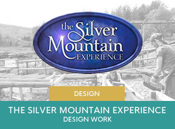 The Silver Mountain Experience design work by INOV8 Marketing