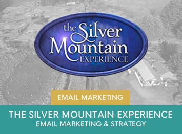 The Silver Mountain Experience emails by INOV8 Marketing