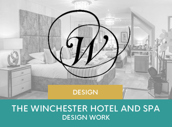 Hotel Brochure for The Winchester Hotel and Spa by INOV8 Marketing