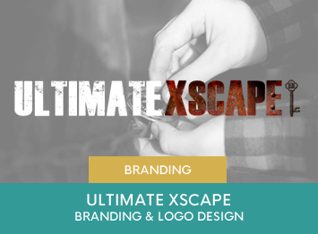 Ultimate Xscape branding by INOV8 Marketing