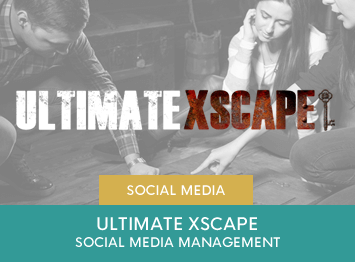 Ultimate Xscape social media management by INOV8 Marketing