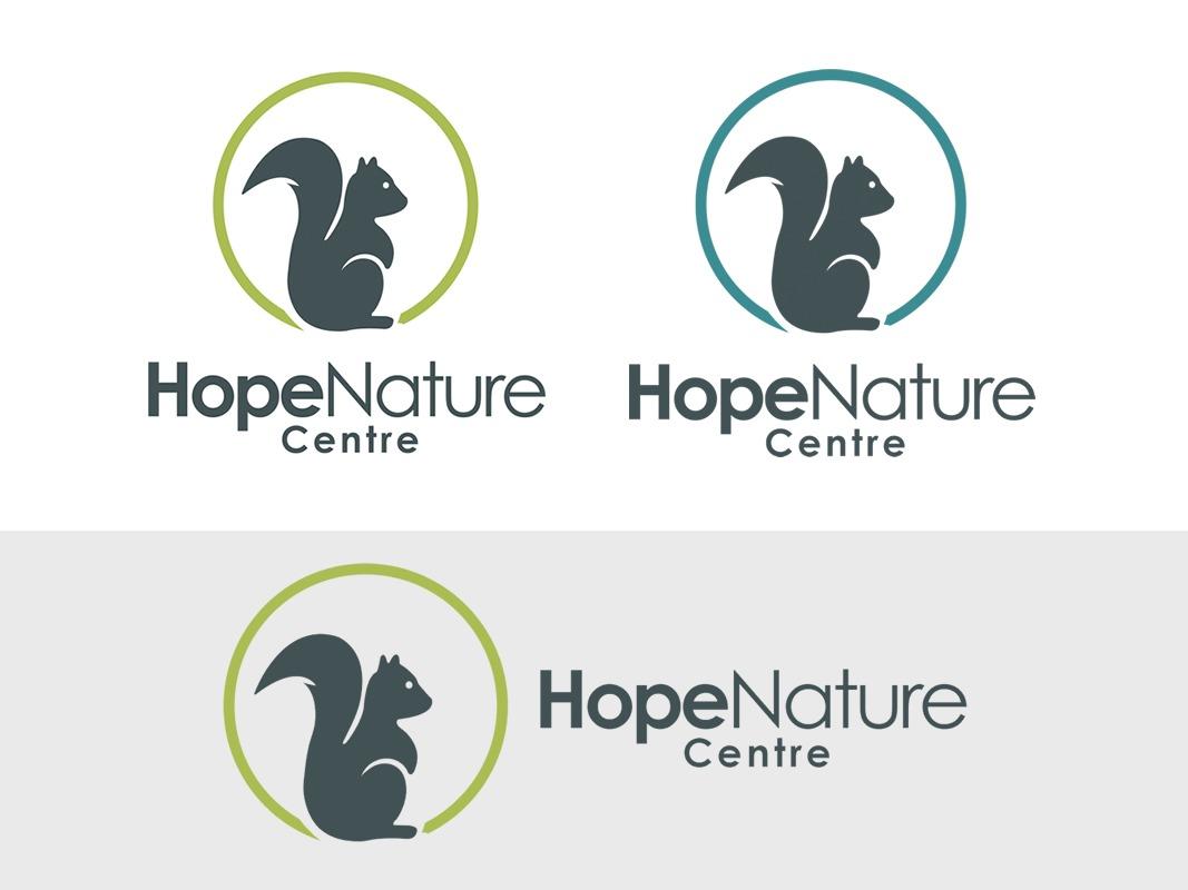 Hope Nature Centre Branding INOV8 Marketing Logo Development