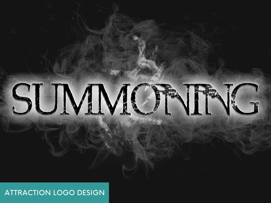 Terror Mountain Branding INOV8 Marketing Attraction Logo for Summoning
