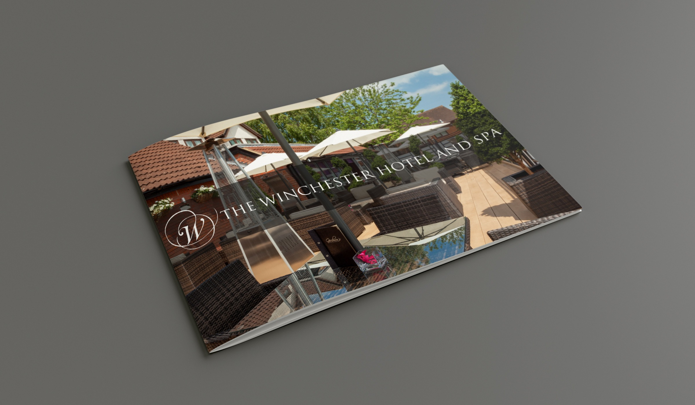 The Winchester Hotel and Spa Design Services INOV8 Marketing Brochure 1