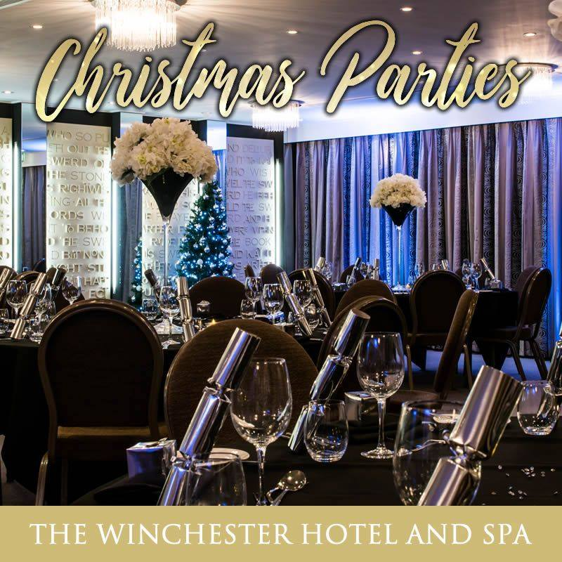 The Winchester Hotel and Spa Social Media Management INOV8 Marketing Christmas Post