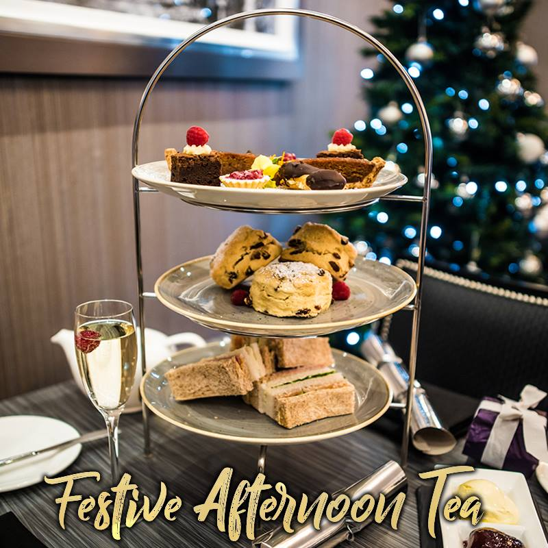 The Winchester Hotel and Spa Social Media Management INOV8 Marketing Festive Afternoon Tea