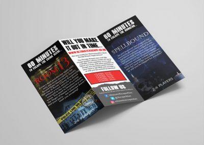 Ultimate Xscape Design Project INOV8 Marketing Inside