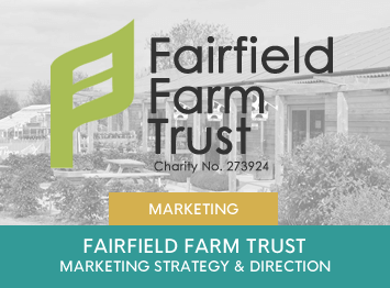 Fairfield Farm Trust event marketing by INOV8 Marketing