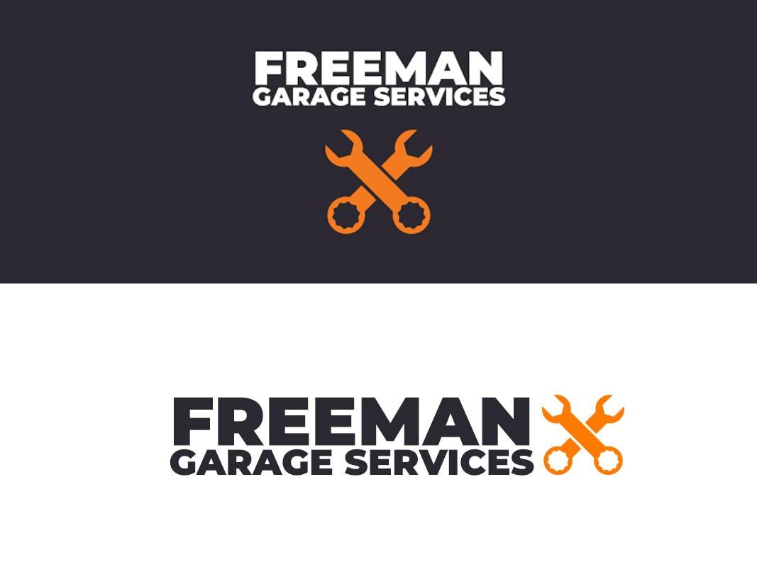 Freeman Garage Services Logo