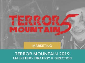 Terror Mountain 2019 marketing strategy by INOV8 Marketing